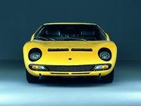 1967 Lamborghini Miura Overview