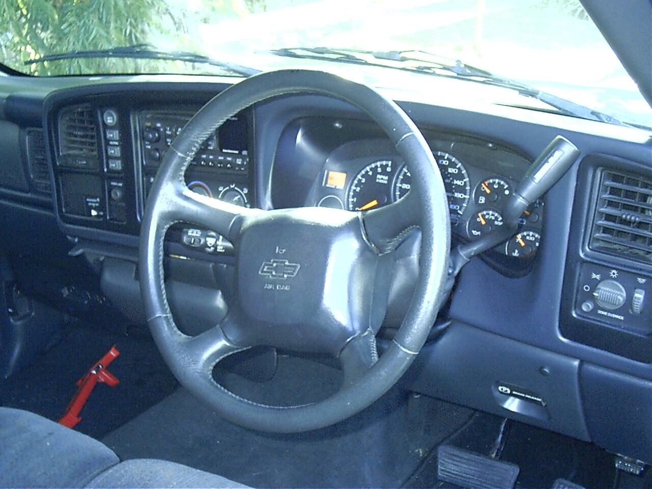 Picture of 2000 chevrolet tahoe limited z71 4wd interior - 2000 chevy silverado 1500 interior ...