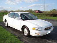 Picture of 2000 Buick LeSabre Custom Sedan FWD, exterior, gallery_worthy