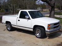 Picture of 1994 Chevrolet C/K 1500 Silverado Standard Cab Stepside SB 4WD, exterior