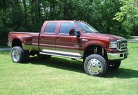 2007 Ford F-350 Super Duty Picture Gallery