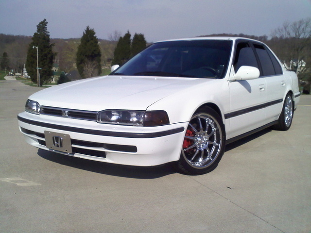 1992 Honda Accord Pictures Cargurus