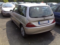 2002 Lancia Ypsilon Overview