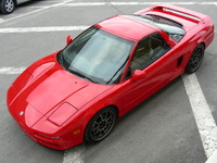 1995 Acura NSX Overview