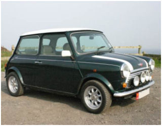 Picture of 1994 Rover Mini, exterior