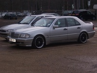 Picture of 1998 Mercedes-Benz C-Class 4 Dr C280 Sedan, exterior