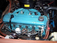 Picture of 1960 Plymouth Savoy, engine