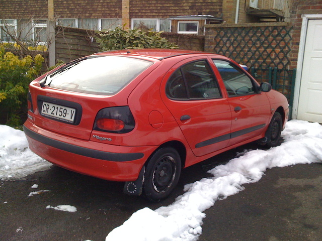 Picture of 1997 Renault Megane