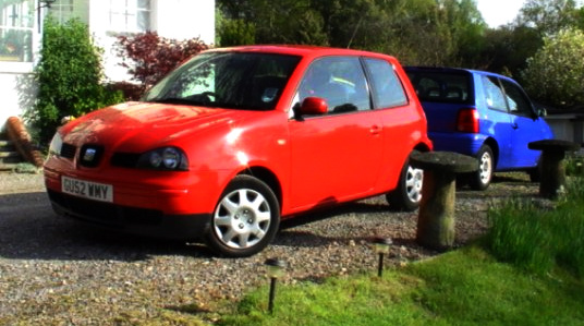 Picture of 2002 Seat Arosa, exterior