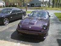 1983 Nissan 280ZX, My Dat next to my Max, exterior