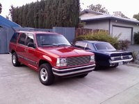 Picture of 1993 Ford Explorer 4 Dr XLT 4WD SUV, exterior, gallery_worthy