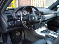 2003 BMW X5 4.6is picture, interior