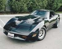 1980 Chevrolet Corvette Base, Picture of 1980 Chevrolet Corvette Coupe, exterior