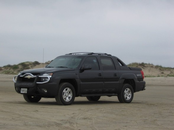 Picture of 2003 Chevrolet Avalanche 2500 4WD, exterior, gallery_worthy