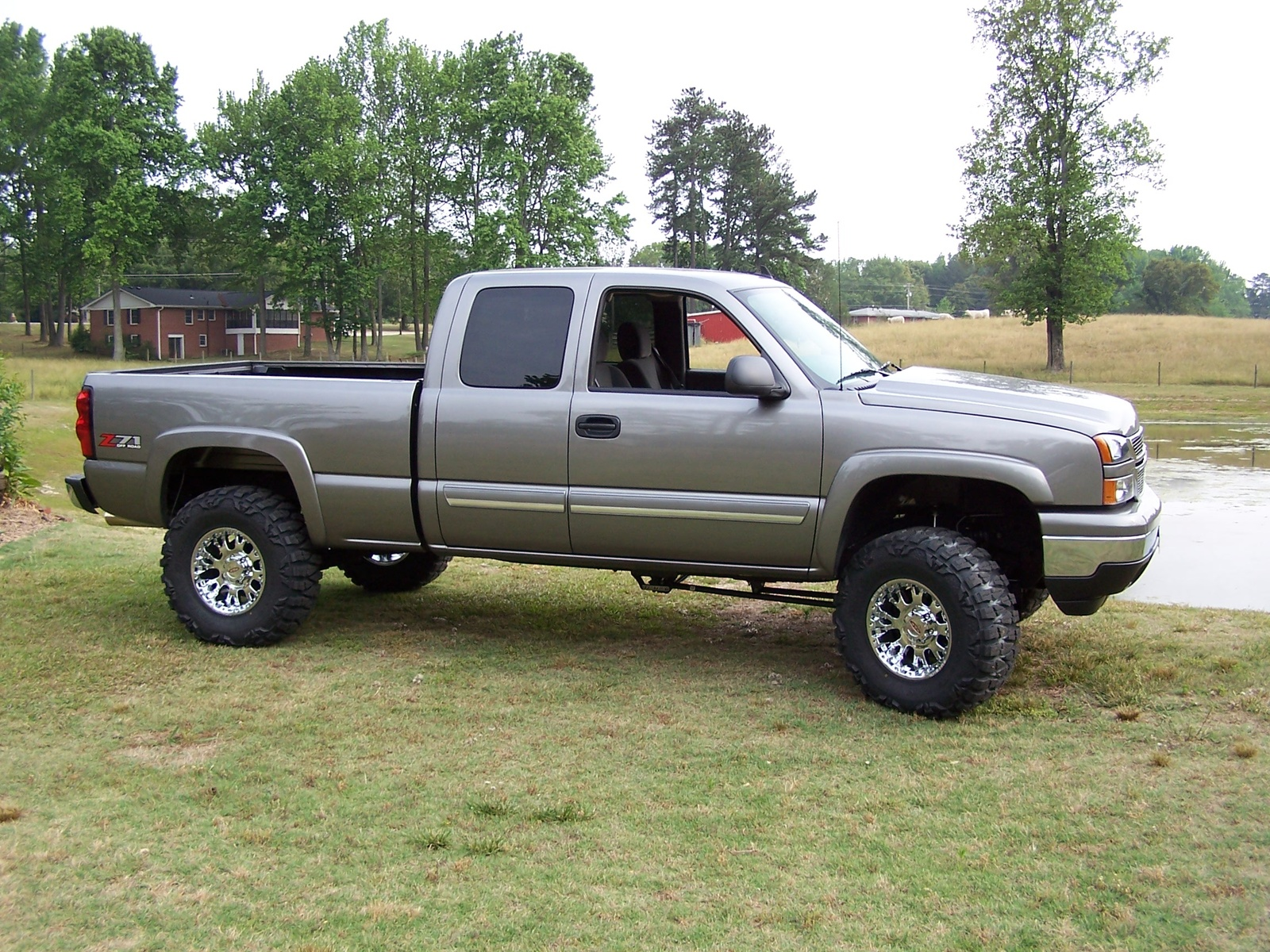 picture of 2007 chevrolet silverado classic 1500 ls extended cab 4wd. Cars Review. Best American Auto & Cars Review