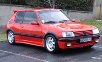 Picture of 1984 Peugeot 205, exterior, gallery_worthy