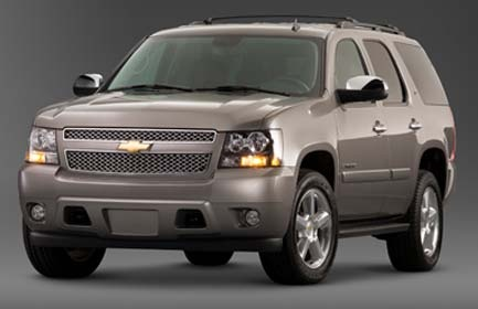 Picture of 2009 Chevrolet Tahoe