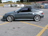 Picture of 1988 Honda Civic CRX, exterior, gallery_worthy