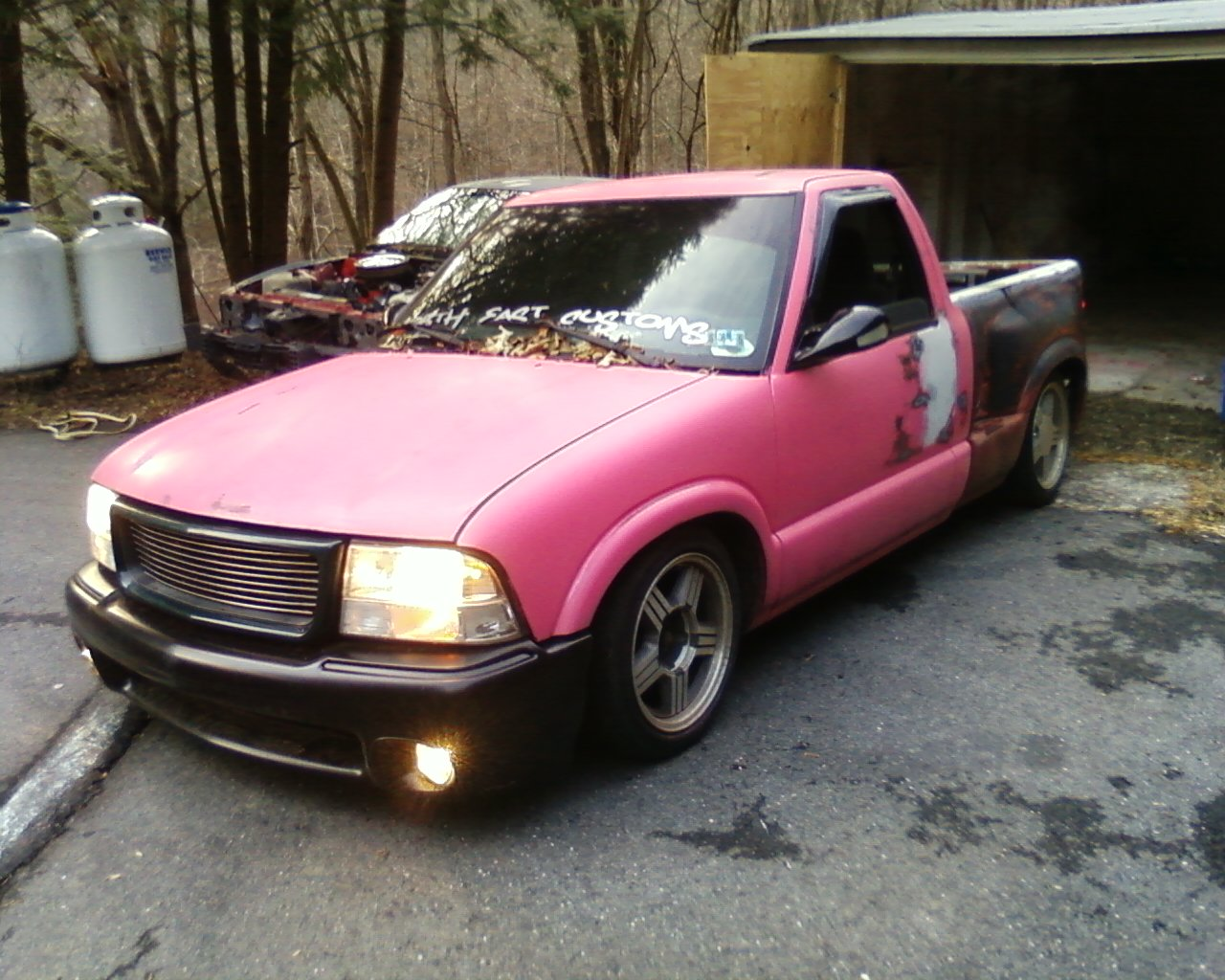 Picture of 1994 Chevrolet S-10 Blazer
