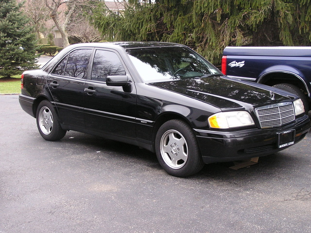 Picture of 1999 Mercedes-Benz C-Class 4 Dr C280 Sedan