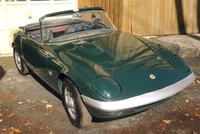 1967 Lotus Elan Overview