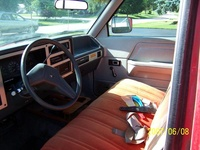 1988 Dodge Dakota picture, interior