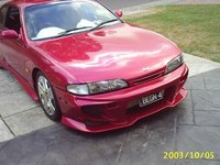 Picture of 1996 Nissan 200SX, exterior