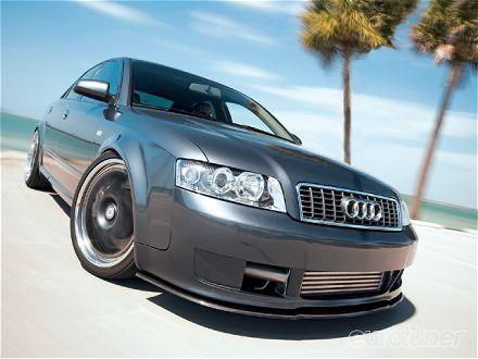2004 Audi A4 Avant Quattro. 2004 Audi A4 4 Dr 1.8T Turbo