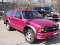 Picture of 1995 Chevrolet Blazer 4 Dr LT 4WD SUV, exterior