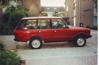 1990 Land Rover Range Rover Picture Gallery