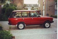 1990 Land Rover Range Rover Overview