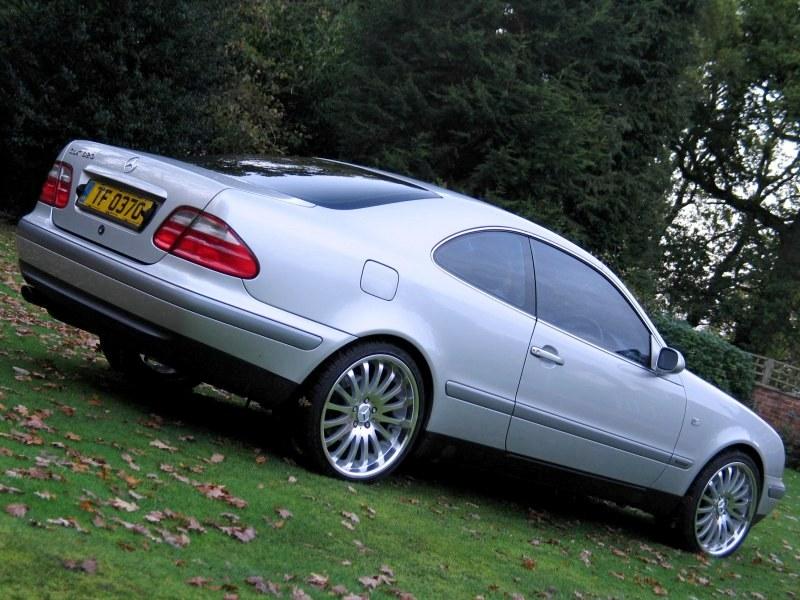 1998 mercedes benz clk class exterior pictures cargurus for Mercedes benz clk320