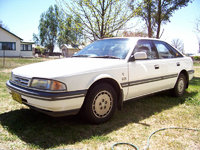1989 Ford Telstar Picture Gallery