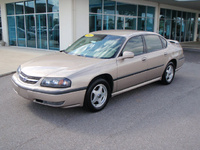 2002 Chevrolet Impala Picture Gallery