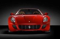 2008 Ferrari 599 GTB Fiorano, Front View, exterior, manufacturer