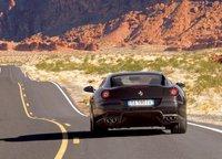2008 Ferrari 599 GTB Fiorano, Back View, exterior, manufacturer