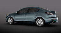 2010 Mazda MAZDA3, Left Side View, exterior, manufacturer