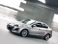 2010 Mazda MAZDA3, Front Left Quarter View, exterior, manufacturer