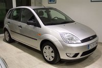 2004 Ford Fiesta Picture Gallery