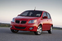 2009 Pontiac G3, Front Left Quarter View, exterior, manufacturer, gallery_worthy