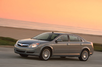 2009 Saturn Aura Picture Gallery