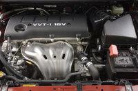 2010 Toyota Matrix, Engine View, engine, manufacturer