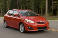 2010 Toyota Matrix, Front Right Quarter View, exterior, manufacturer