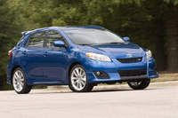 2010 Toyota Matrix, Front Right Quarter View, exterior, manufacturer