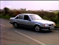 1985 Vauxhall Carlton Overview