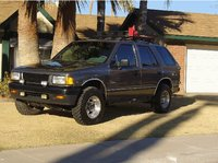 1992 Isuzu Rodeo, Front Left Quarter View , exterior