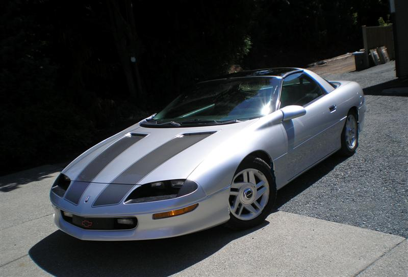Picture of 1995 Chevrolet Camaro Z28, exterior