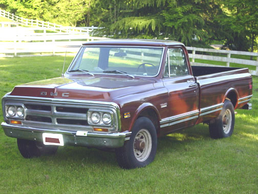 Picture of 1970 GMC Sierra