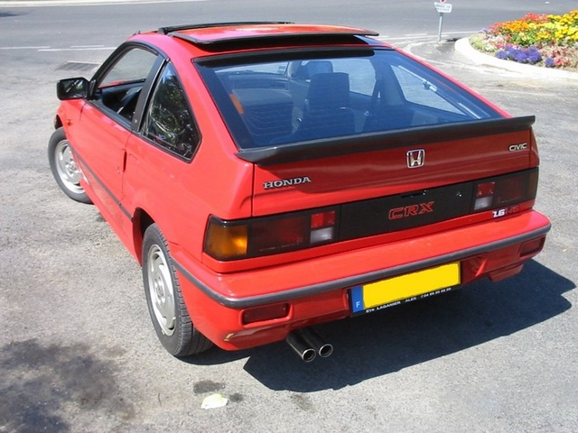 Picture of 1986 Honda Civic CRX, exterior, gallery_worthy