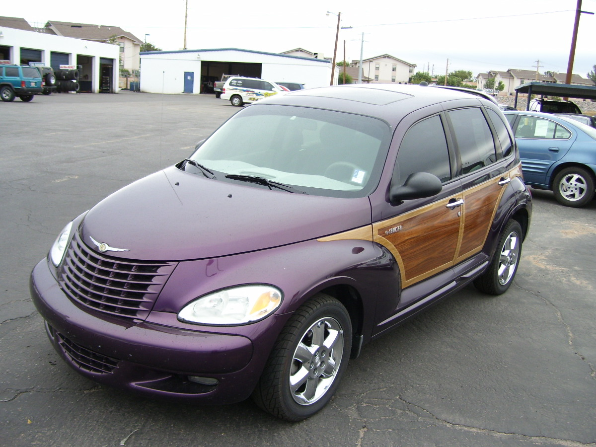 2003 Chrysler Pt Cruiser Pictures Cargurus